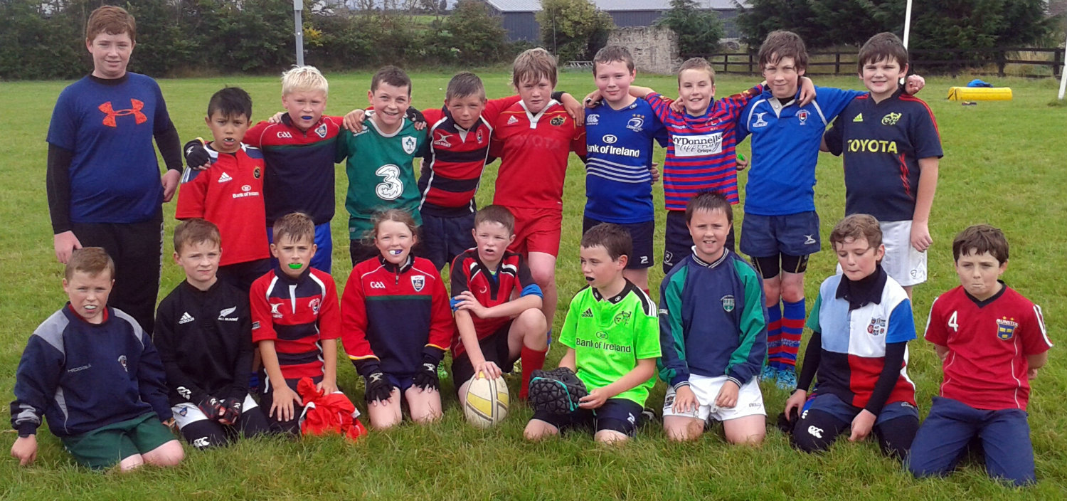 Our 'Senior' Minis, Under 11's and 12's.